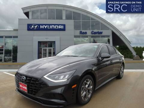 2020 Hyundai Sonata for sale at Ron Carter  Clear Lake Used Cars in Houston TX