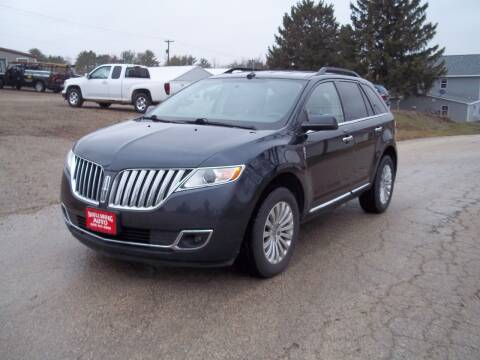2014 Lincoln MKX for sale at SHULLSBURG AUTO in Shullsburg WI