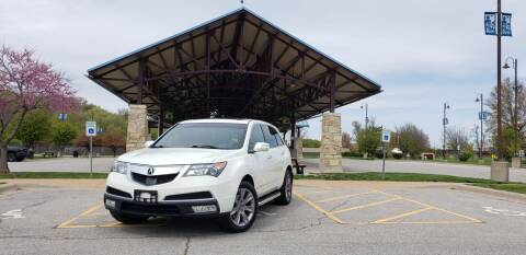 2010 Acura MDX for sale at D&C Motor Company LLC in Merriam KS