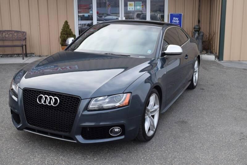 2009 Audi S5 for sale at Global Elite Motors LLC in Wenatchee WA