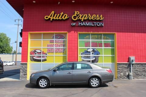 2006 Toyota Avalon for sale at AUTO EXPRESS OF HAMILTON LLC in Hamilton OH