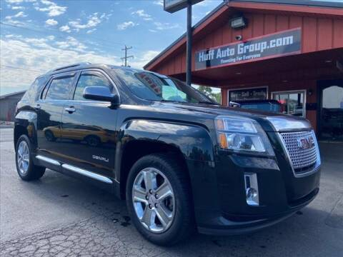 2015 GMC Terrain for sale at HUFF AUTO GROUP in Jackson MI