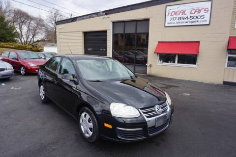 2007 Volkswagen Jetta for sale at I-Deal Cars LLC in York PA