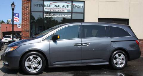 2011 Honda Odyssey for sale at INTERNATIONAL AUTOSPORT INC in Pompton Lakes NJ