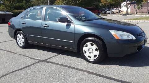 2005 Honda Accord for sale at Jan Auto Sales LLC in Parsippany NJ