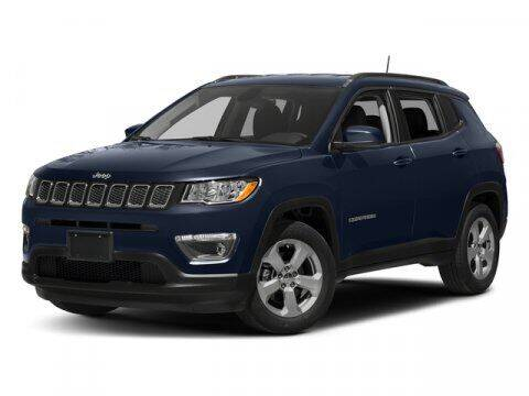 2017 Jeep Compass for sale at BEAMAN TOYOTA in Nashville TN