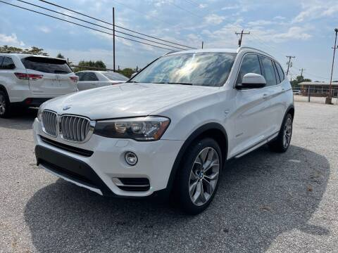 2015 BMW X3 for sale at Signal Imports INC in Spartanburg SC