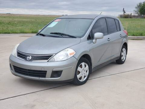 2011 Nissan Versa for sale at Chihuahua Auto Sales in Perryton TX
