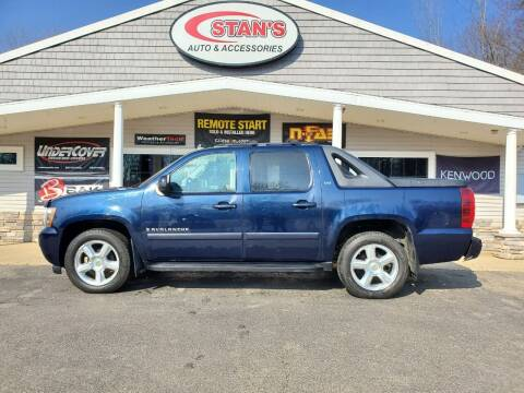 2007 Chevrolet Avalanche for sale at Stans Auto Sales in Wayland MI
