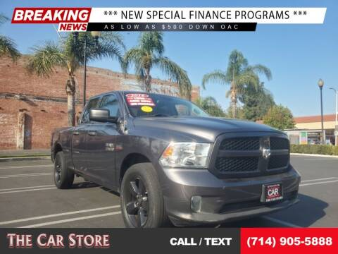 2016 RAM Ram Pickup 1500 for sale at The Car Store in Santa Ana CA