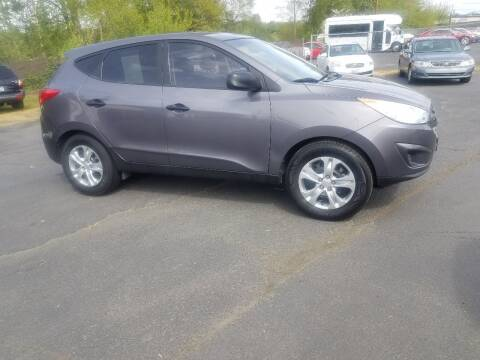 2013 Hyundai Tucson for sale at Bonney Lake Used Cars in Puyallup WA