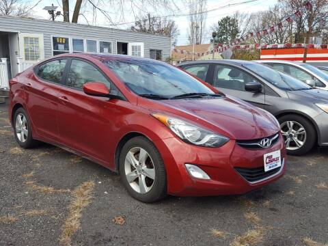 2012 Hyundai Elantra for sale at Car Complex in Linden NJ