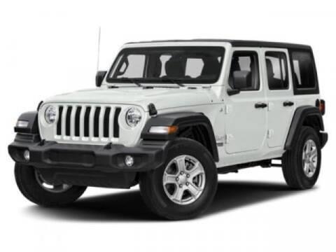 2020 Jeep Wrangler Unlimited for sale at Van Griffith Kia Granbury in Granbury TX