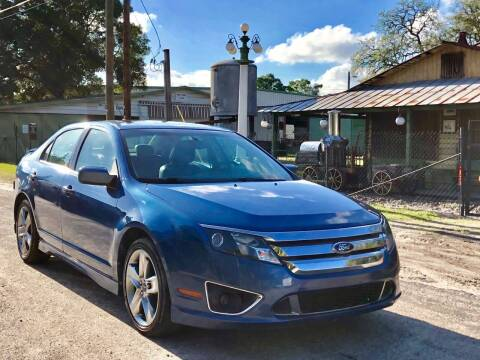 2010 Ford Fusion for sale at OVE Car Trader Corp in Tampa FL