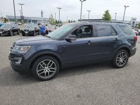 2017 Ford Explorer for sale at Karmart in Burlington WA