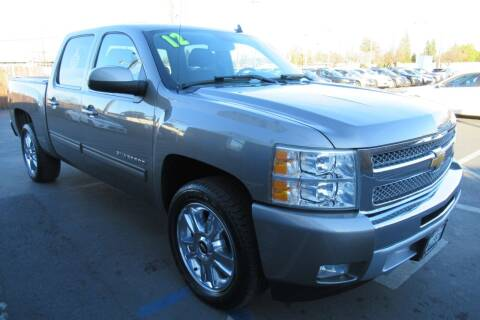 2012 Chevrolet Silverado 1500 for sale at Choice Auto & Truck in Sacramento CA
