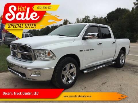 2011 RAM Ram Pickup 1500 for sale at Oscar's Truck Center, LLC in Houston TX