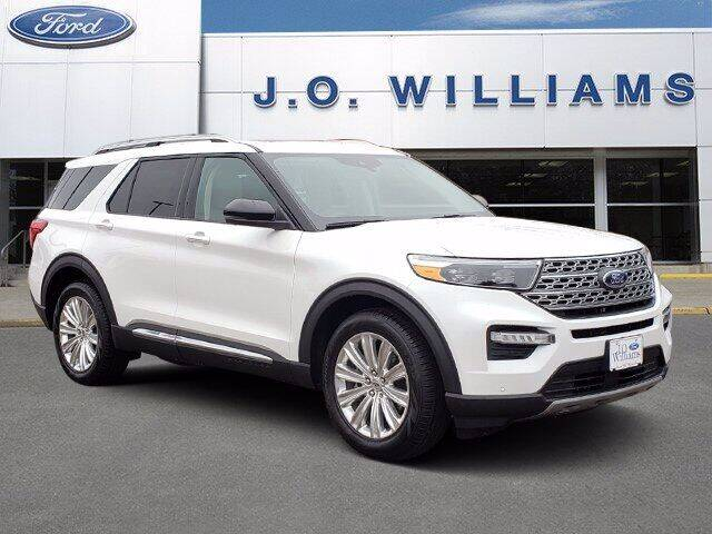 2021 Ford Explorer for sale in Gladewater, TX