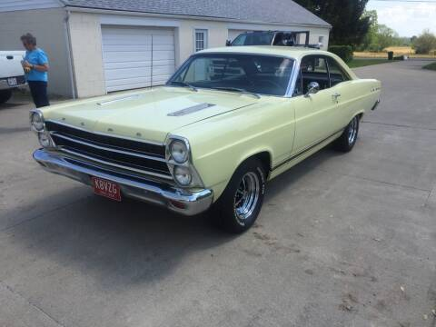 1966 Ford Fairlane for sale at Classics and More LLC in Roseville OH