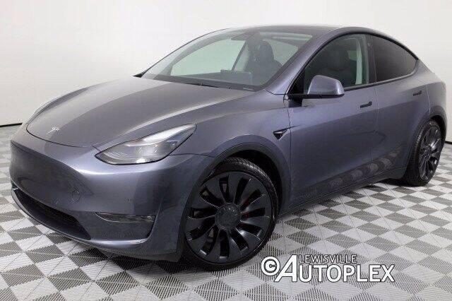 2021 Tesla Model Y for sale in Lewisville, TX