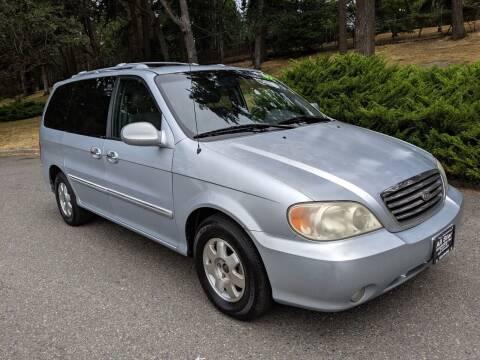 2002 Kia Sedona for sale at All Star Automotive in Tacoma WA