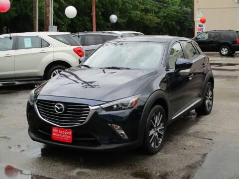2017 Mazda CX-3 for sale at Bill Leggett Automotive, Inc. in Columbus OH