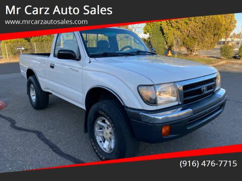 1999 Toyota Tacoma for sale at Mr Carz Auto Sales in Sacramento CA
