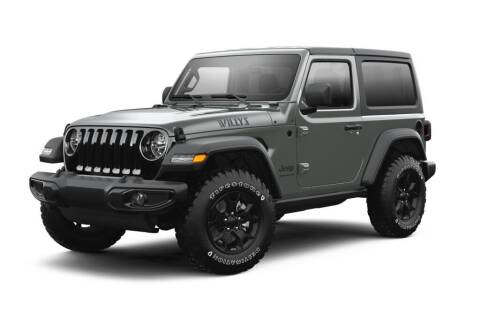 2021 Jeep Wrangler for sale at Herman Jenkins Used Cars in Union City TN