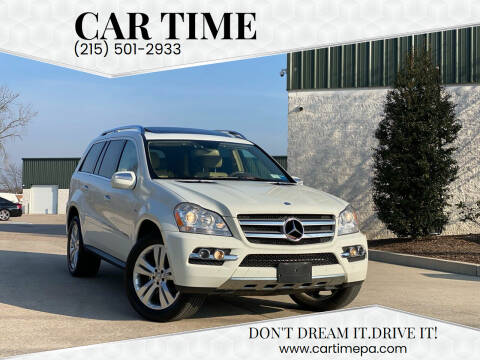 2010 Mercedes-Benz GL-Class for sale at Car Time in Philadelphia PA