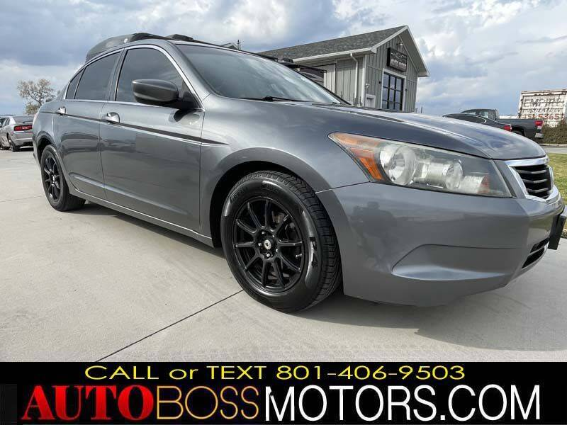 2010 Honda Accord for sale at Auto Boss in Woods Cross UT