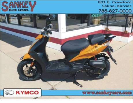 2020 Kymco Super 8 50X for sale at Sankey Auto Center, Inc in Salina KS