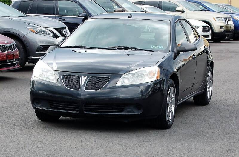 2008 Pontiac G6 for sale at Avi Auto Sales Inc in Magnolia NJ
