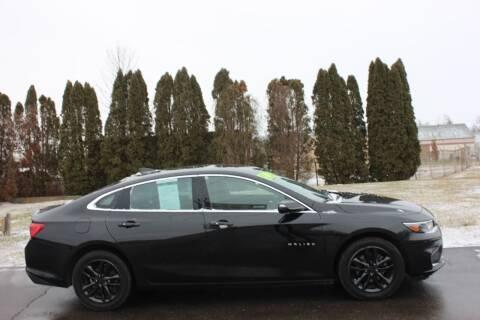 2016 Chevrolet Malibu for sale at D & B Auto Sales LLC in Washington Township MI