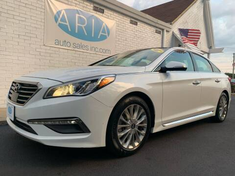 2015 Hyundai Sonata for sale at ARIA  AUTO  SALES - ARIA AUTO SALES INC.COM in Raleigh NC