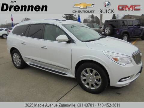 2016 Buick Enclave for sale at Jeff Drennen GM Superstore in Zanesville OH