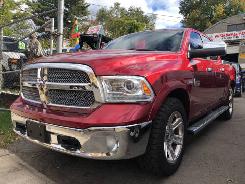 2015 RAM Ram Pickup 1500 for sale at Deleon Mich Auto Sales in Yonkers NY