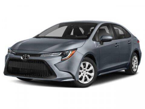 2021 Toyota Corolla for sale at BEAMAN TOYOTA in Nashville TN