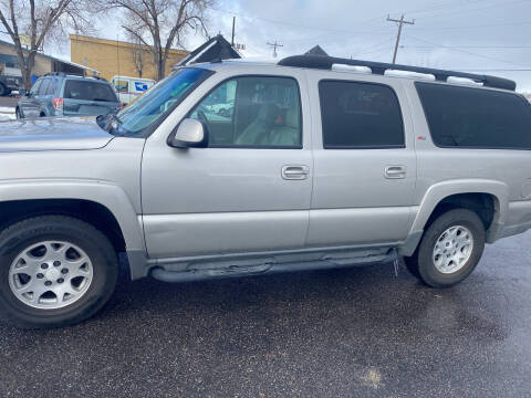 2005 Chevrolet Suburban for sale at Creekside Auto Sales in Pocatello ID