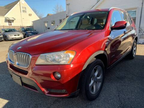 2012 BMW X3 for sale at Jerusalem Auto Inc in North Merrick NY