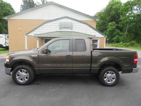 2008 Ford F-150 for sale at Honest Gabe Auto Sales in Carlisle PA