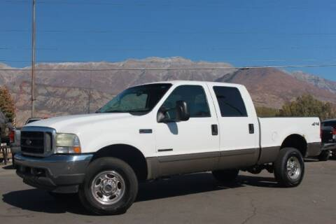 2002 Ford F-350 Super Duty for sale at REVOLUTIONARY AUTO in Lindon UT