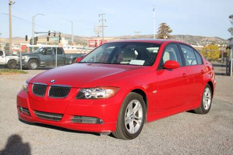 2008 BMW 3 Series for sale at Motor City Idaho in Pocatello ID