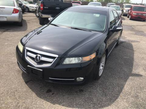 2007 Acura TL for sale at Payless Auto Sales LLC in Cleveland OH