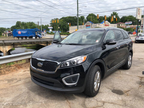 2017 Kia Sorento for sale at Penland Automotive Group in Laurens SC