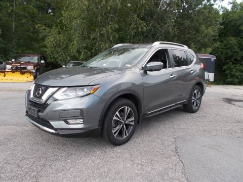 2017 Nissan Rogue for sale at Manchester Motorsports in Goffstown NH