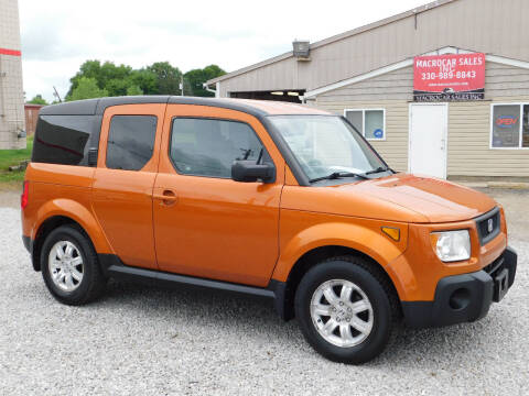 2006 Honda Element for sale at Macrocar Sales Inc in Akron OH