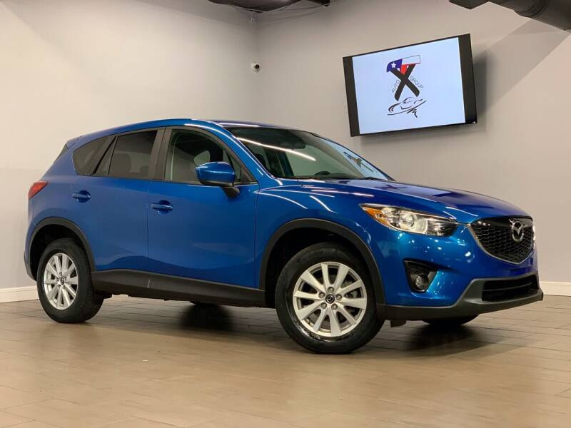 2013 Mazda CX-5 for sale at TX Auto Group in Houston TX