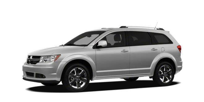 2011 Dodge Journey for sale at Somerville Motors in Somerville MA