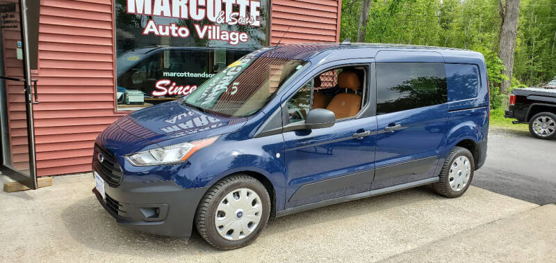 2019 Ford Transit Connect Cargo for sale at Marcotte & Sons Auto Village in North Ferrisburgh VT