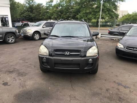 2005 Hyundai Tucson for sale at Vuolo Auto Sales in North Haven CT
